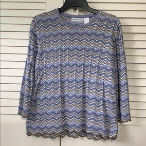 Sweater by Alfred Dunner